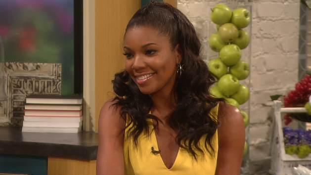 Gabrielle Union on 'Access Hollywood Live' -- Access Hollywood