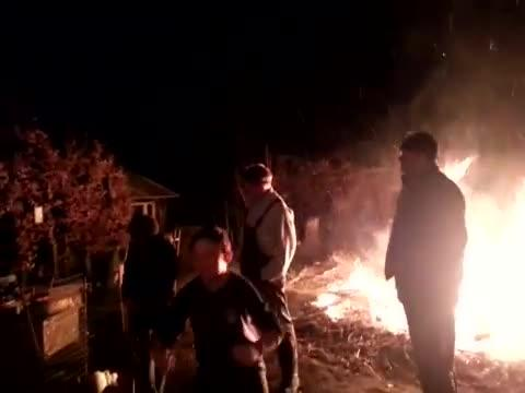 Harlem Shake Fire Fail