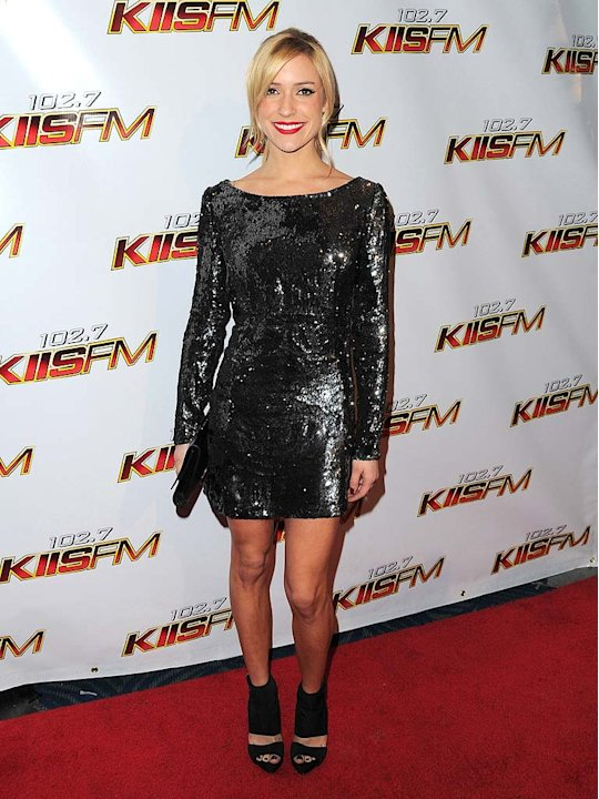 Cavallari Kristin Jingle Ball