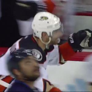 Perry sets up Cogliano in beautiful fashion