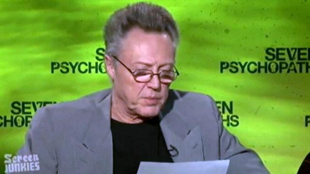 WATCH: Christoper Walken Recites 'Honey Boo Boo'