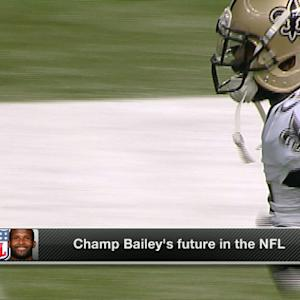 What's next for Champ Bailey?