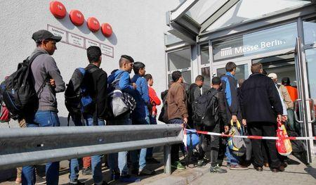 EU states might get budget relief on refugee costs: officials