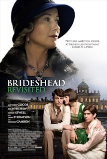 Poster of Brideshead Revisited