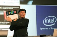 Intel is working on new ultrabooks and tablets, like the Nikiski Ultrabook prototype shown at CES 2012