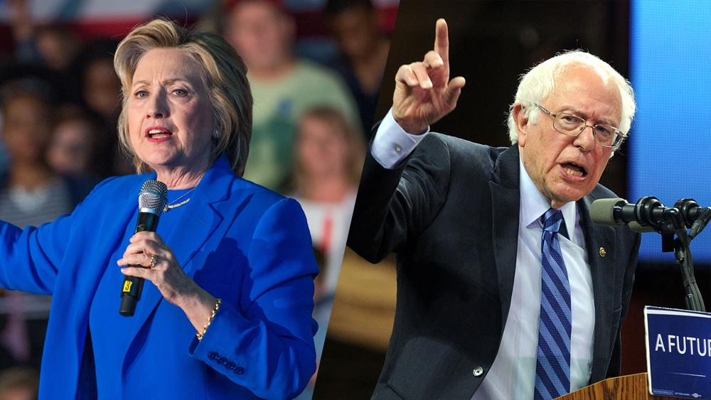 Hillary Clinton vs. Bernie Sanders: Hollywood Donors Take Sides