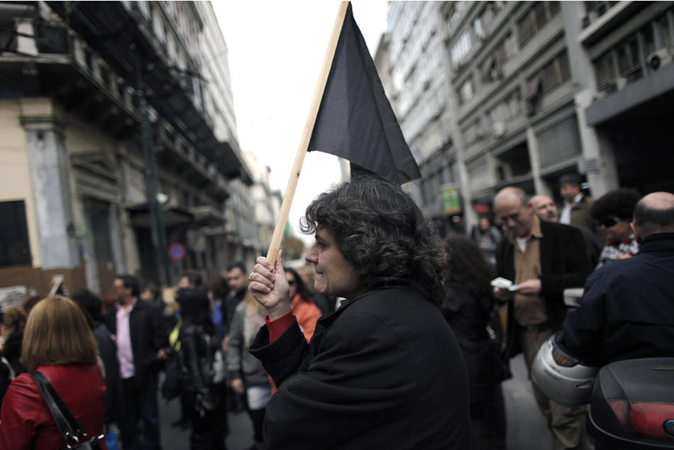 Greece: Austerity and Unrest