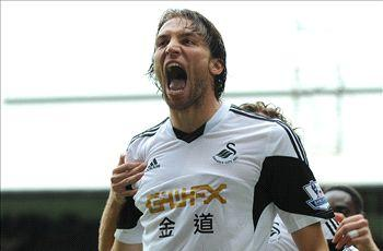Laudrup: Michu's Swansea future uncertain