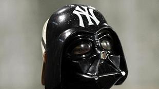 Yankees darth vader evil empire