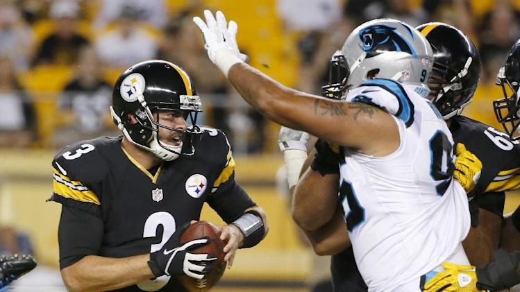 Steelers eyeing needs after uneven preseason