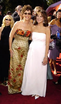 Jane Kaczmarek and Marlo Thomas