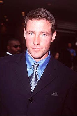 Edward Burns at the Westwood premiere of Dreamworks' Saving Private Ryan