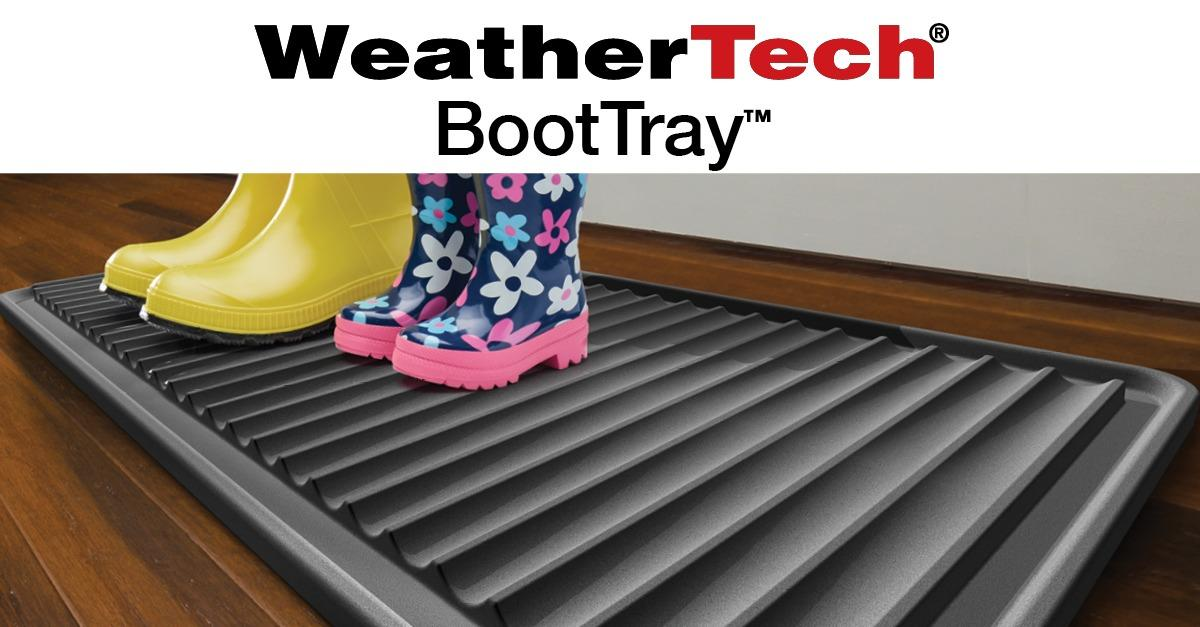 Boot Trays at WeatherTech®
