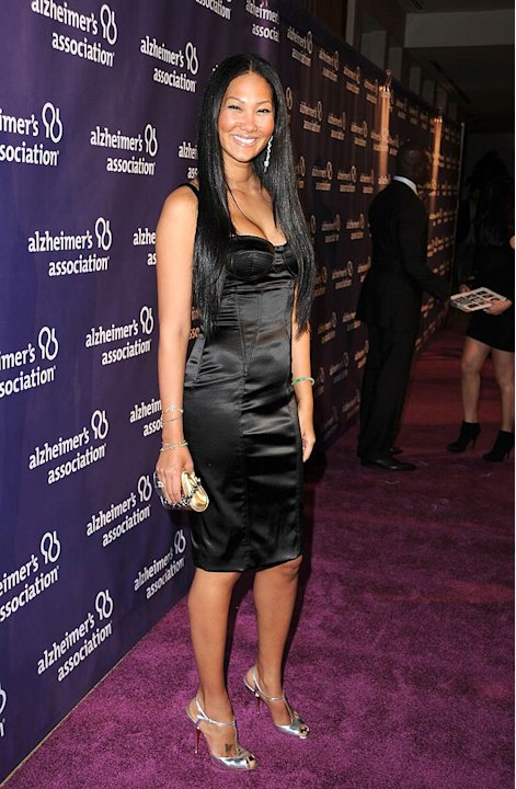 Kimora Lee Simmons Alzheimers Benefit