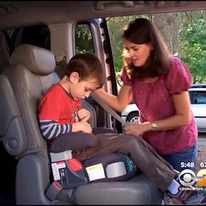 Research Shows Car Seat Confusion Is Common Among Parents