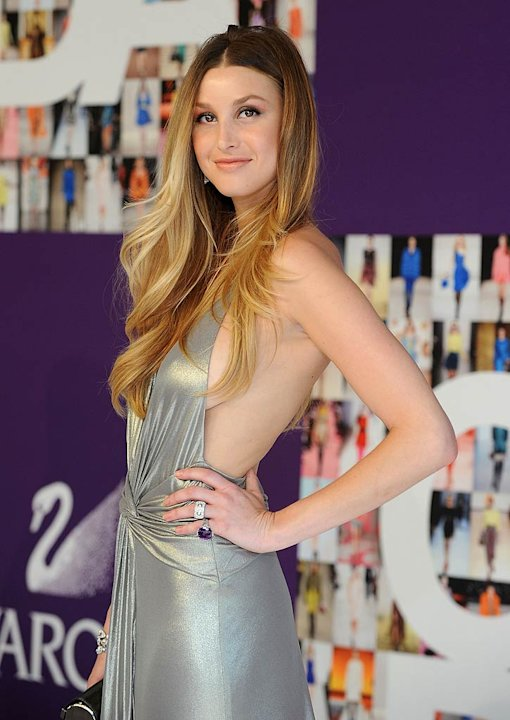 Whitney Port CFDA Fashion Awards