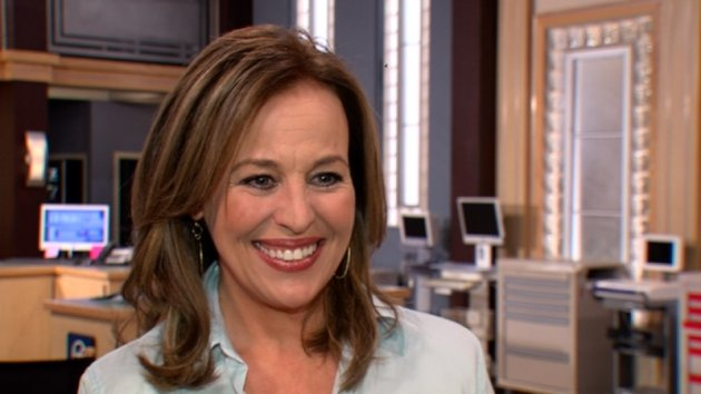 Genie Francis speaks with …