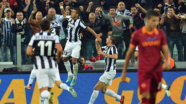 Serie A 2012/2013 Juventus Turin Roma