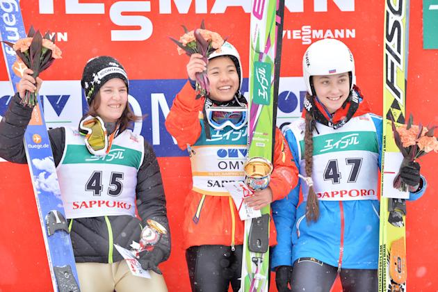 FIS Women's Ski Jumping World Cup Sapporo - Day 2