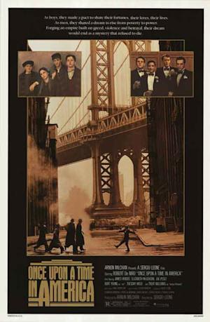 Martin Scorsese's four-hour epic 'Once Upon a Time in America' will screen at Cannes.