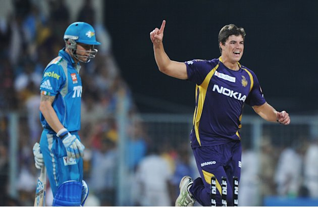 Kolkata Knight Riders vs Pune Warriors India
