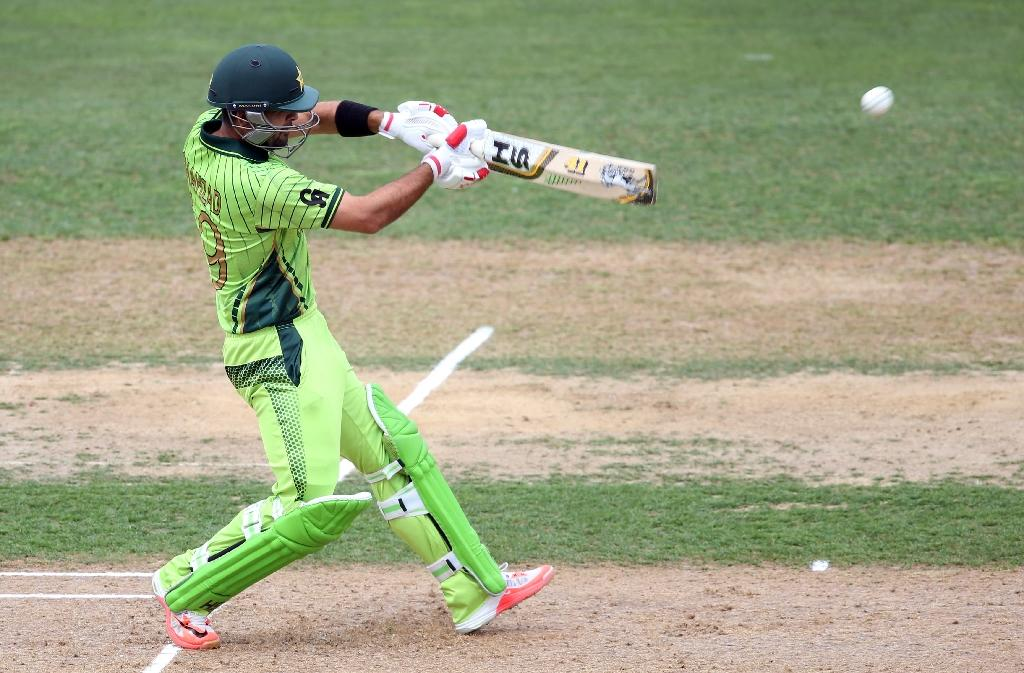 Pakistan punish UAE in Cricket World Cup