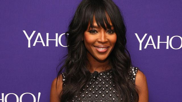 Naomi Campbell Shows Off Amazing Bikini Bod at 45