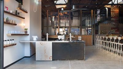 Coffee & Tea Collective/Juice Saves Grand Opening & Bartender's Weekend