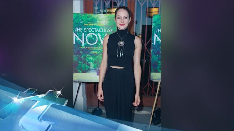 Shailene Woodley chops off hair