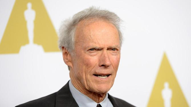 Clint Eastwood was Oscar nominated for 'American Sniper.'