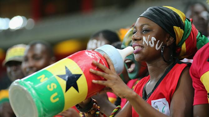 Burkina Faso v Ghana - 2013 Africa Cup of Nations Semi-Final