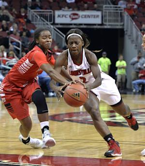 No. 7 Louisville women beat Austin Peay 108-53