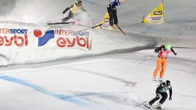 Freestyle skiing - generic Ski-cross