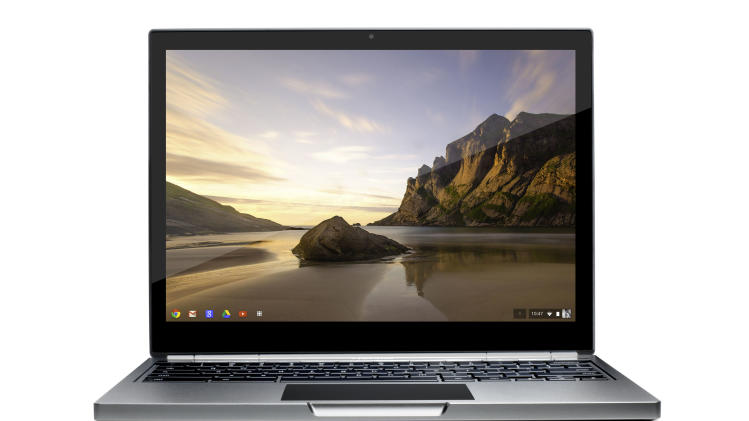 Review: Google laptop impressive, but not for all