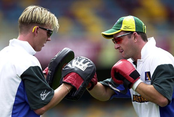 Aust Cricket team X