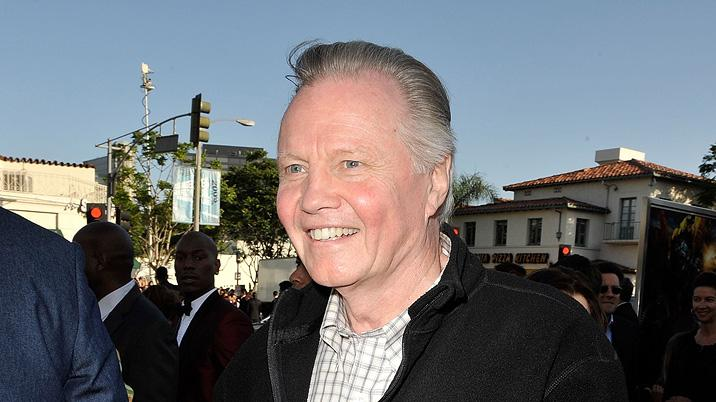 Transformers Revenge of the Fallen LA Premiere 2009 Jon Voight