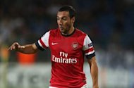 Cazorla: I am here to fight for the Premier League title with Arsenal