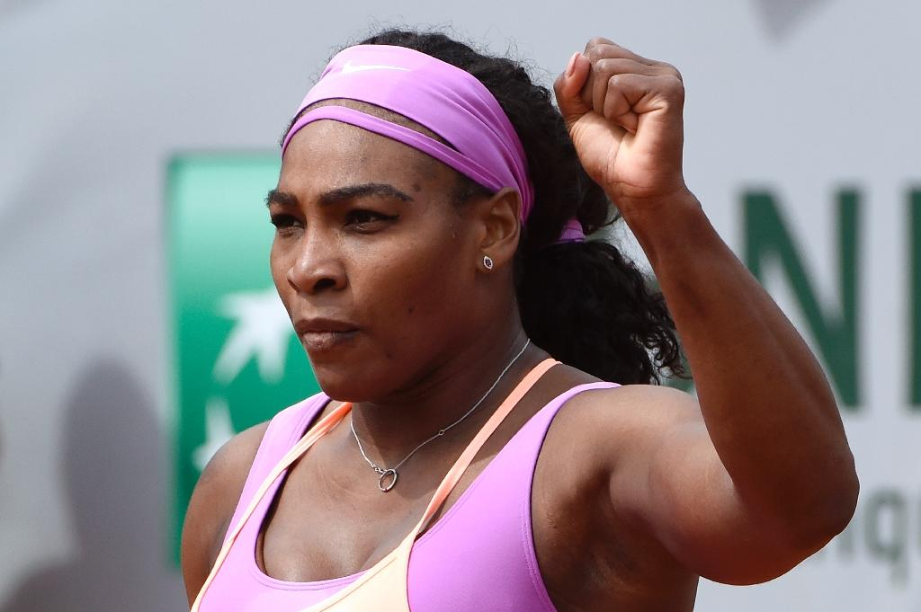Scary for Serena and Kvitova, but both survive