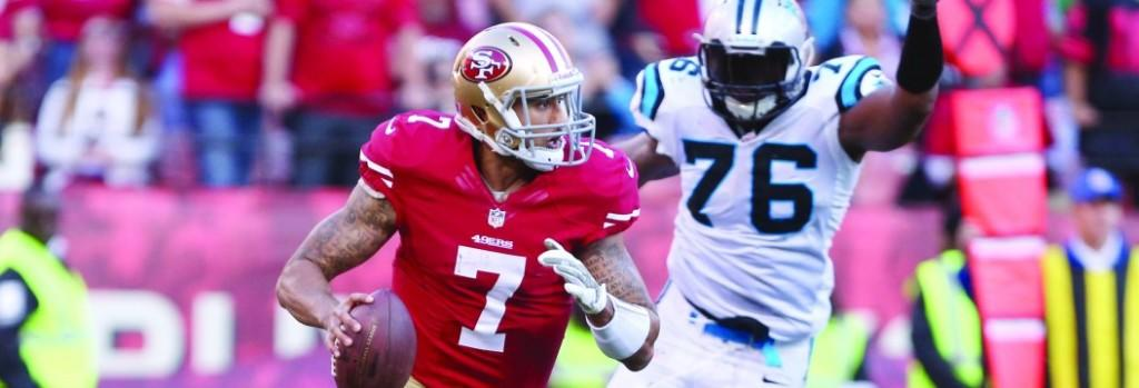 Colin Kaepernick: Not the answer for 49ers