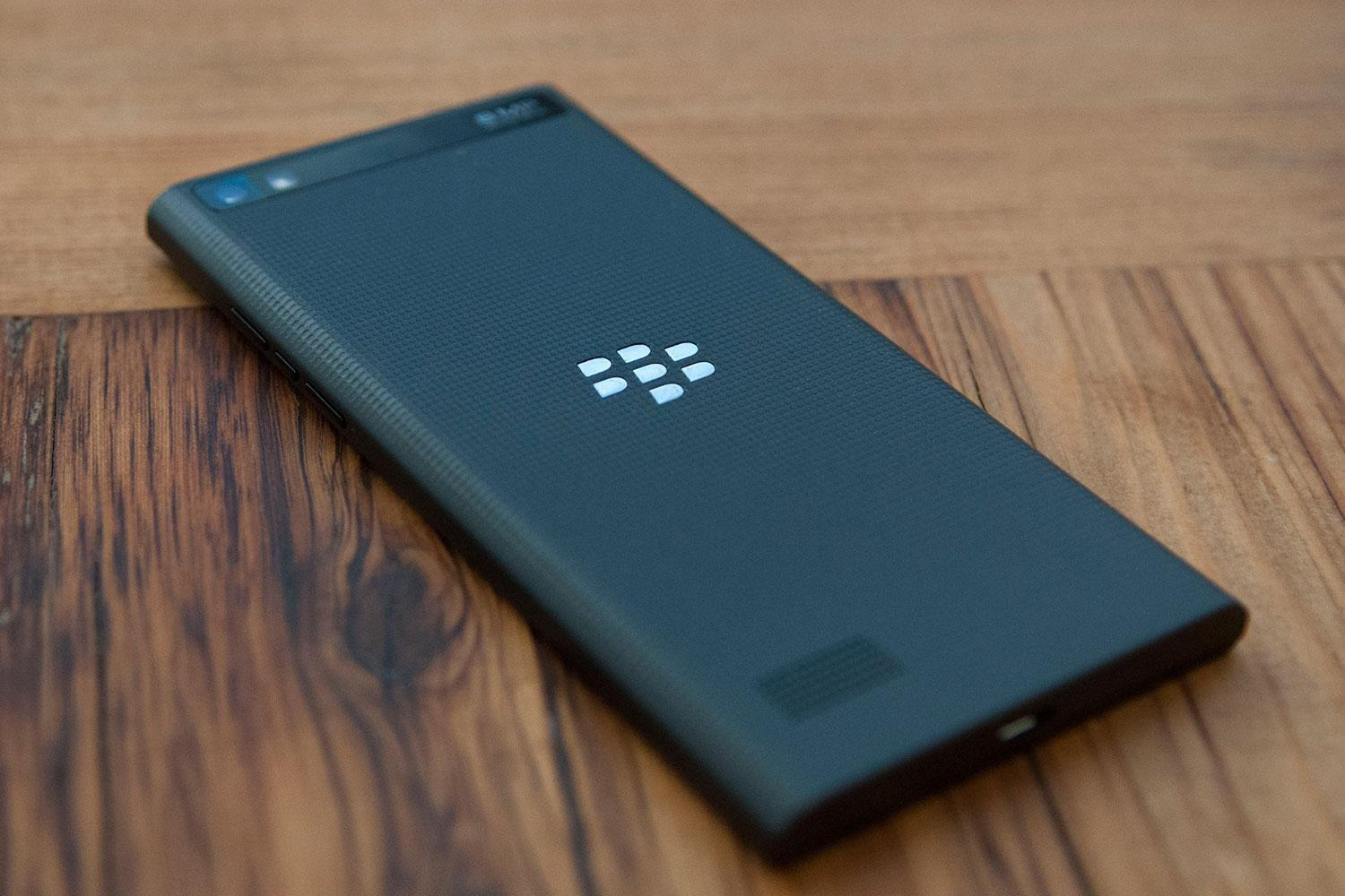 Still rockin' a BlackBerry? You might want to check out its Black Friday deals