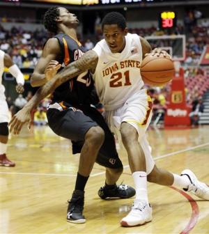 Iowa State beats Campbell 88-68