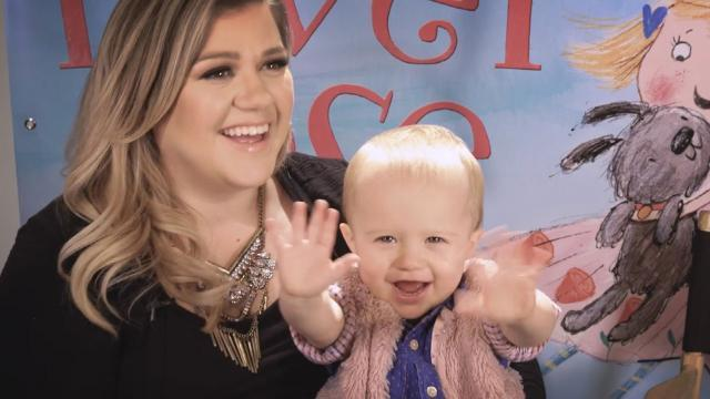 Kelly Clarkson Announces Children's Book Inspired by Daughter River Rose