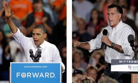 Mitt Romney's campaign has been arguing lately that the GOP candidate is making inroads in typically Democratic states like Michigan and Pennsylvania. Team Obama says, not a chance.