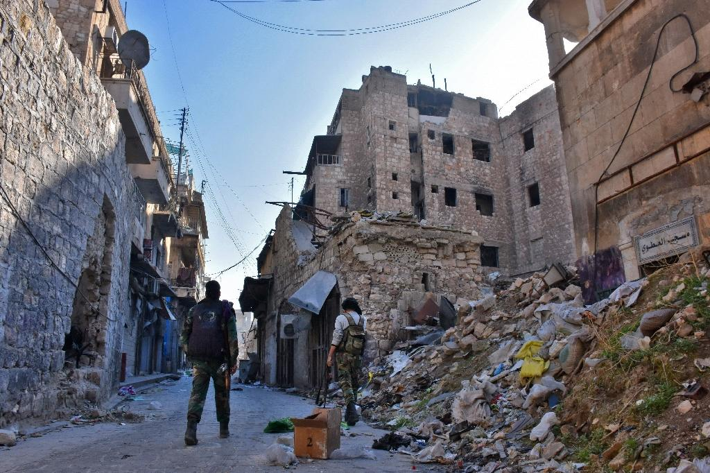 US-Russia talks Saturday to 'save' Aleppo from destruction: Kerry