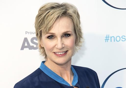 Pilot News: Glee's Jane Lynch to Star as CBS' Angel From Hell