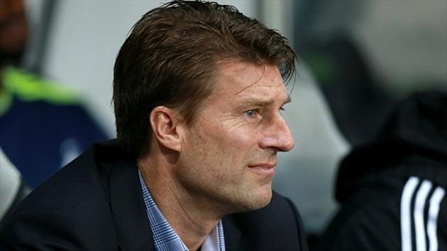 Michael Laudrup says his side are in a 'fantastic position'