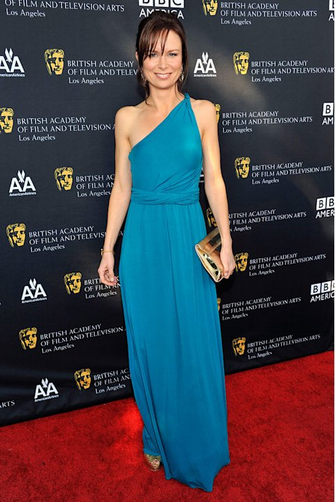 Mary Lynn Rajskub arrives for the 9th annual BAFTA tea party at L'Ermitage Beverly Hills Hotel on September 17, 2011 in Beverly Hills, California.