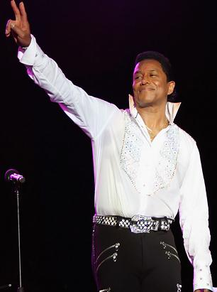 Jermaine Jackson Wants Last Name Changed to 'Jacksun'