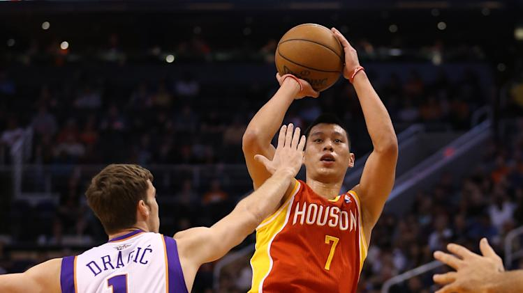 NBA: Houston Rockets at Phoenix Suns