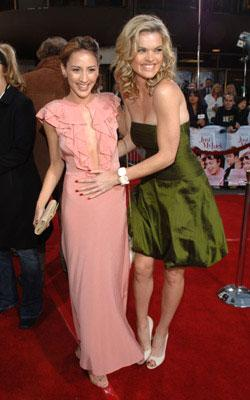 Premiere: Bree Turner and Missi Pyle at the Los Angeles premiere of 20th Century Fox's Just My Luck - 5/9/2006